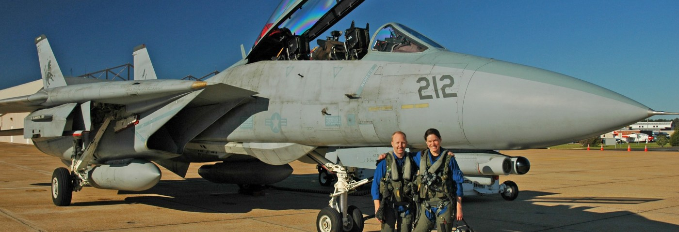 Navy Fighter Pilot Meagan Flannigan to be Featured in Museum Speaker Series
