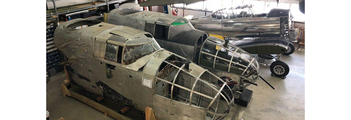 Preserving Aviation History, Mentoring the Next Aviation Generation