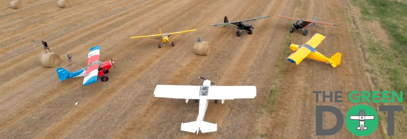 EAA's The Green Dot – Flying Cowboys: Backcountry Pilots