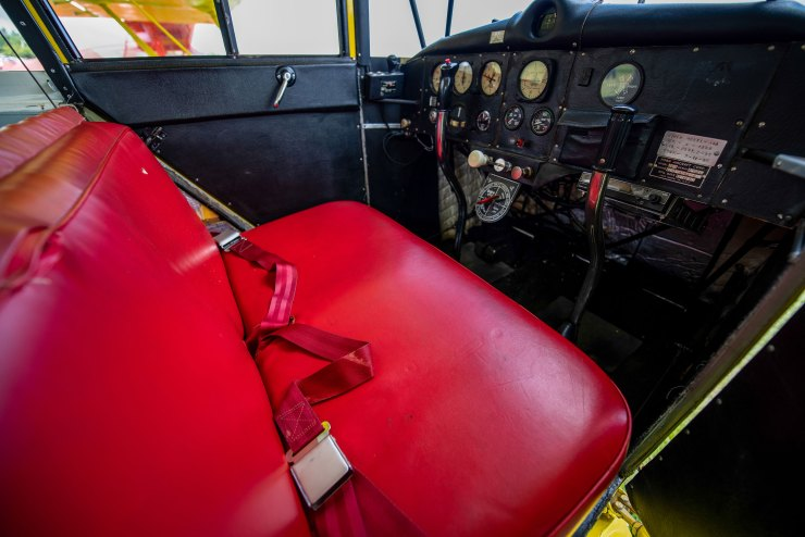 Where the Fun Is: The Bohmer Family Cub Coupe – Hangar Flying