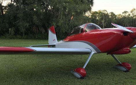 What Our Members Are Building/Restoring — Florida Van's Aircraft RV-8