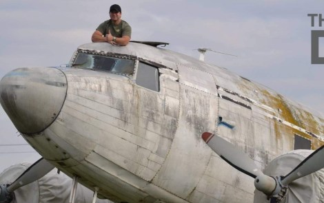 EAA's The Green Dot — C-53 Restorer Jason Capra