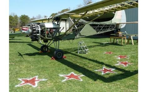 New York Nonprofit Organization Restoring Rare Yak-12