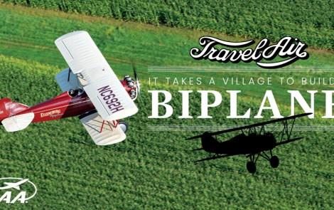 It Takes a Village to Build a Biplane