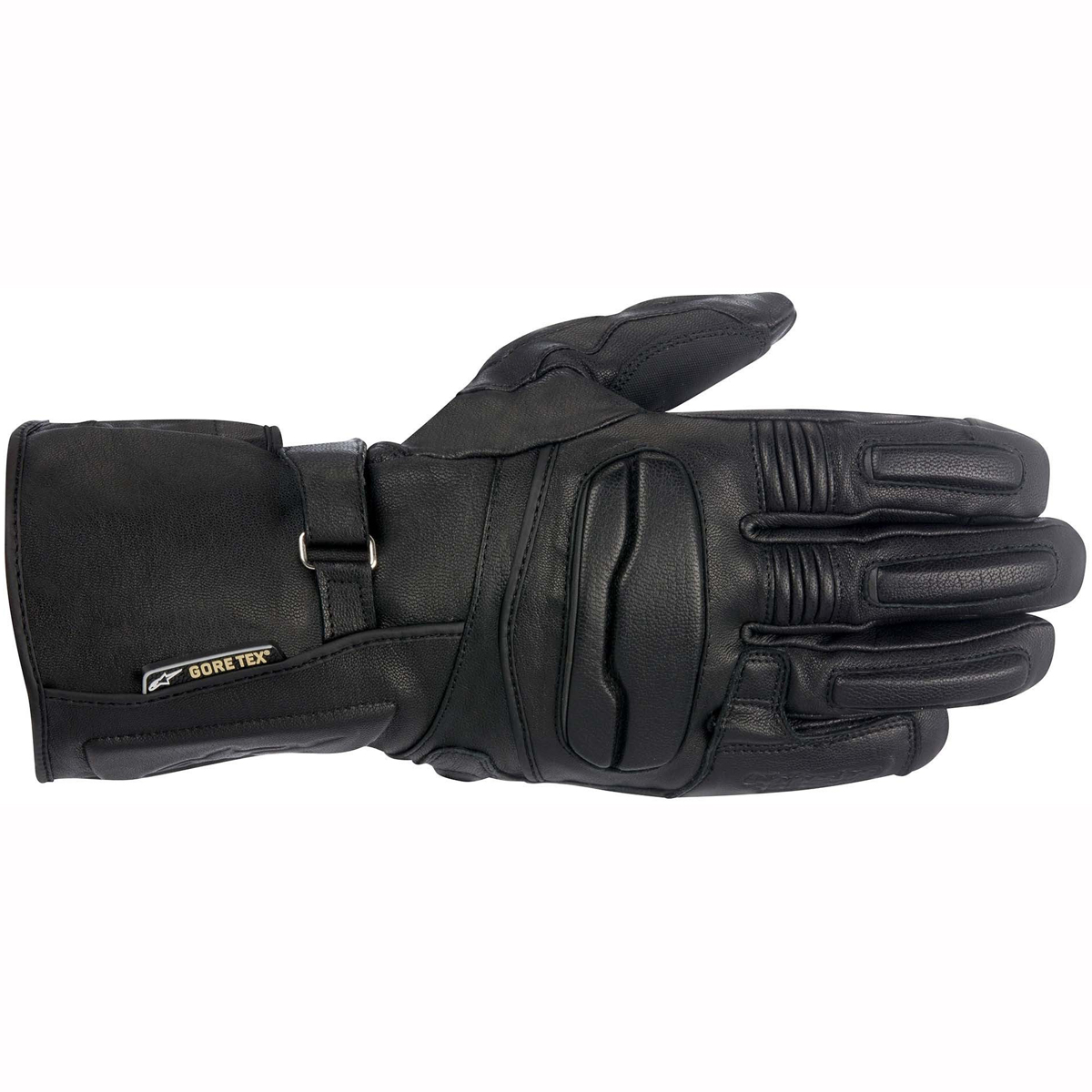 The Alpinestars Wr-1 Gore-Tex Gloves - One of the Top 10 warmest motorcycle gloves ideal for Winter riding