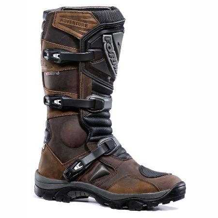 10 Best Adventure Touring Boots \u0026 Dual