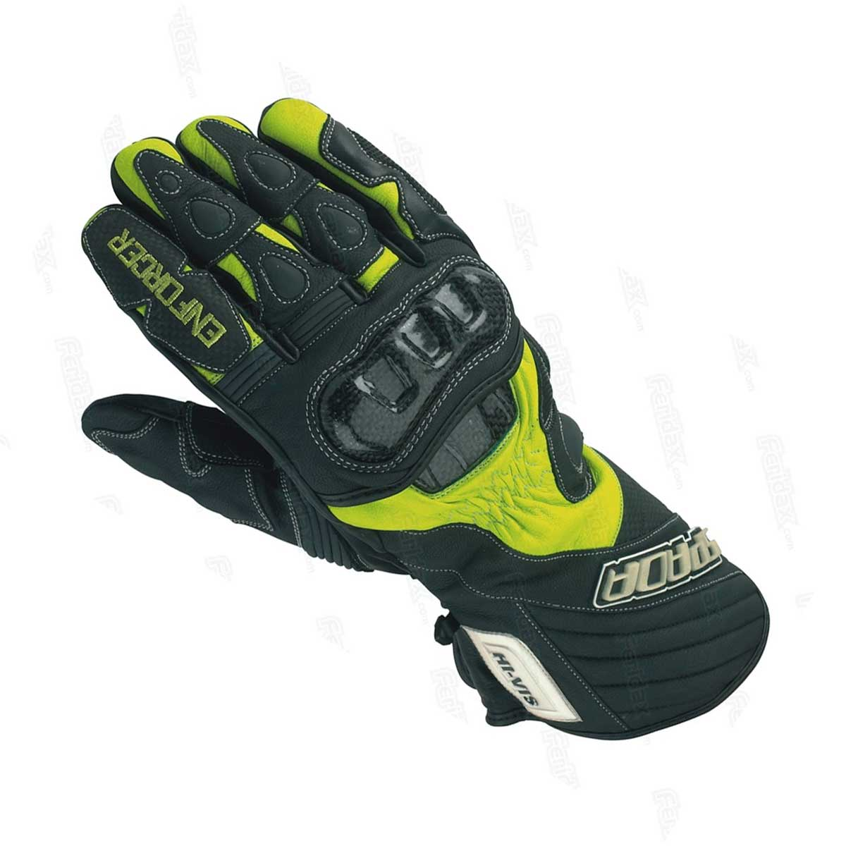 The Spada Enforcer Leather Gloves