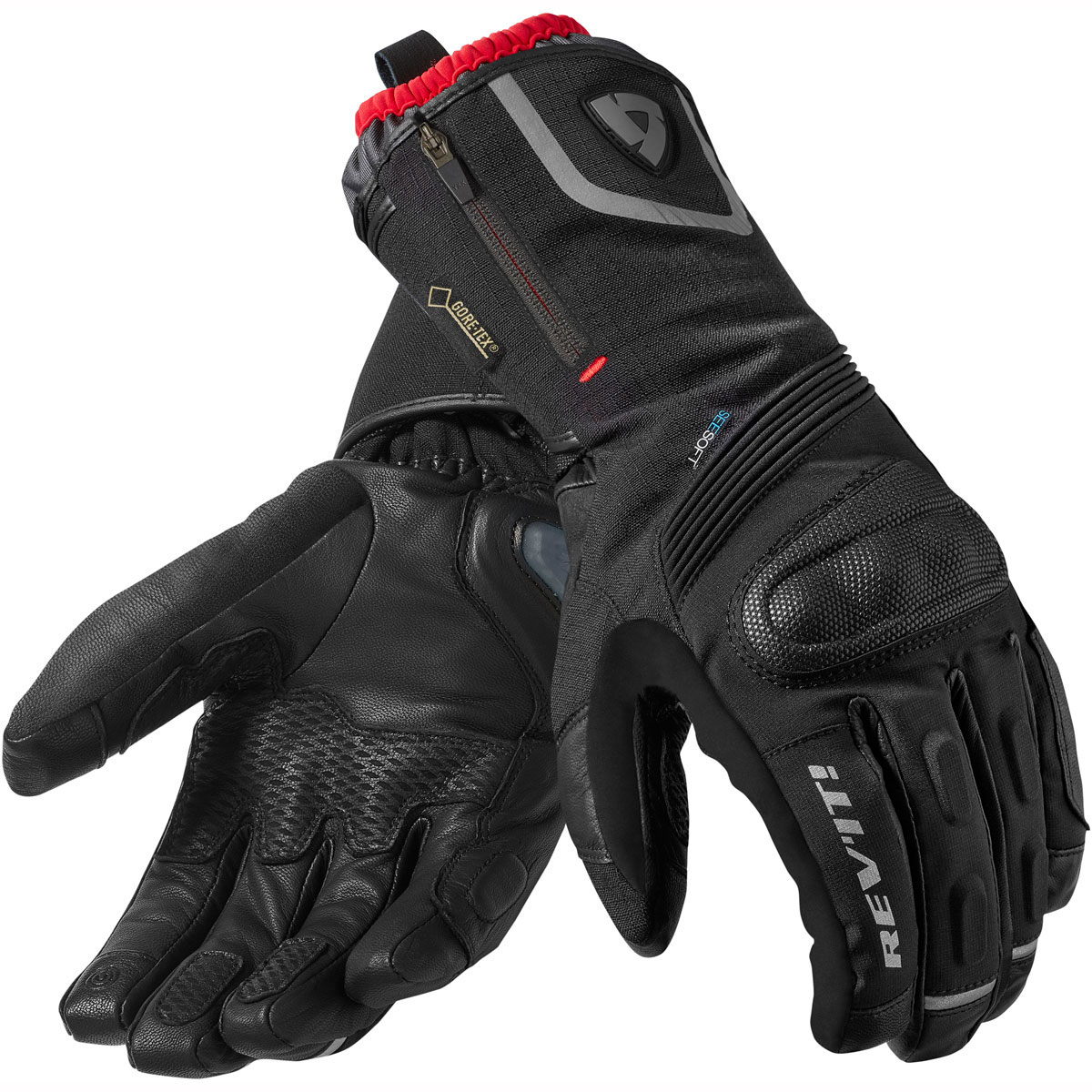 Rev'it! Taurus Gore-Tex Gloves - One of the Top 10 warmest motorcycle gloves ideal for Winter riding