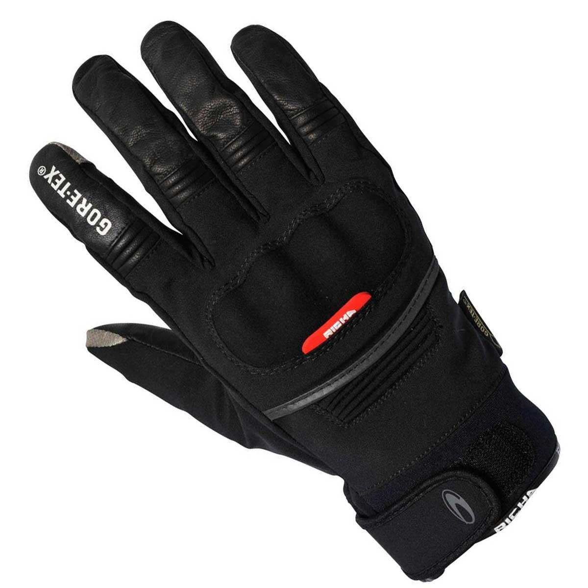 Richa Mens Racing Summer WP Waterproof Motorcycle Gloves
