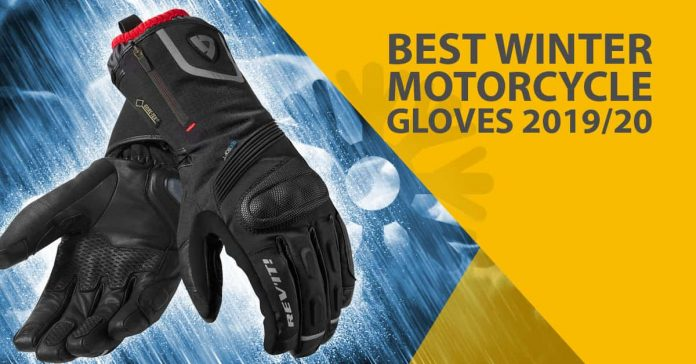 Top Winter Motorcycle Gloves 2020
