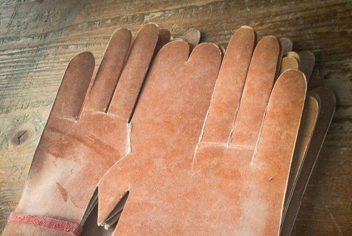 Held gloves original patterns