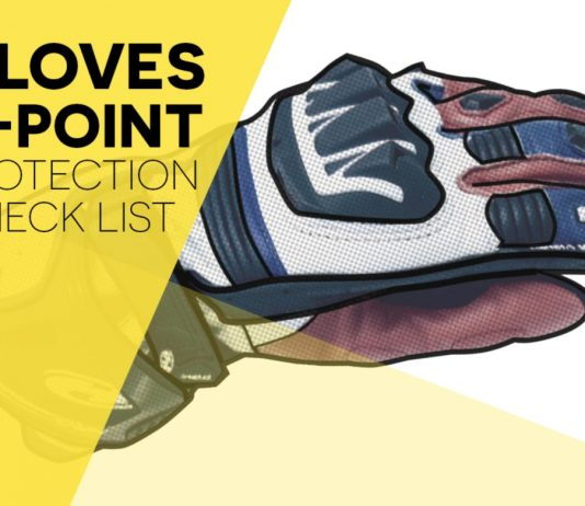 Armoured Gloves Protection Check-List