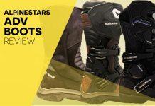 Alpinestars Adventure Boots