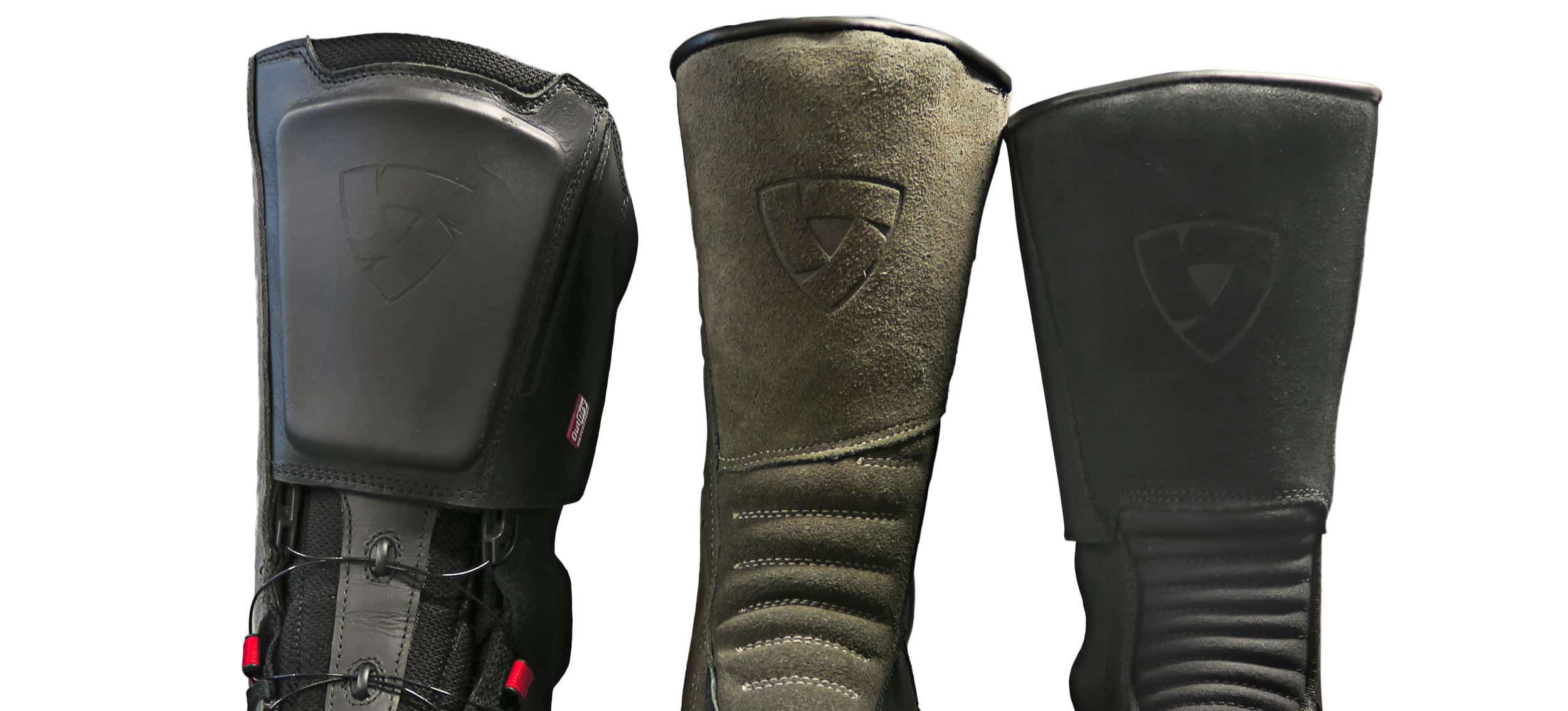 Rev It Adventure Motorcycle Boots Shaft Height