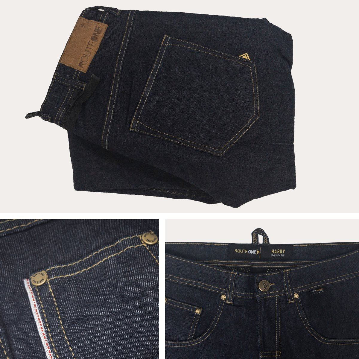 Route One Hardy Jeans