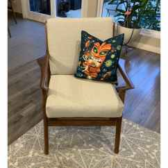 Chair Cushion Cover Covers For Living Room Soto Cushions And Set Joybird Shop The Look Photo By Anastacia Tobin