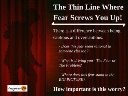 fear, facing fear