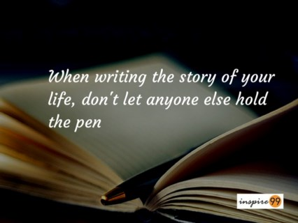 the story of your life essay You might choose to describe a life-changing or unusual experience, the first time you discovered something you love, or any story from your life that is important to you.