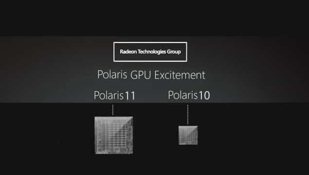 AMD Polaris GPU with 232mm² Surface Area Unveiled