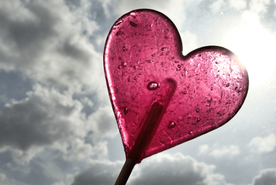 20 Lovely Examples of Valentines Heart Photography