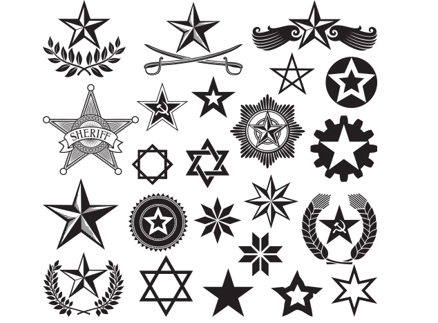 Star Tattoos For Men On Wrist