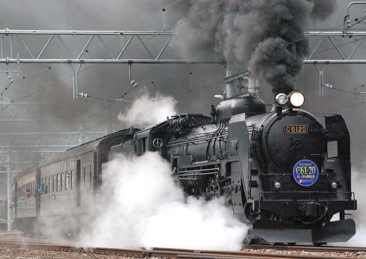 Never-settle-black-train