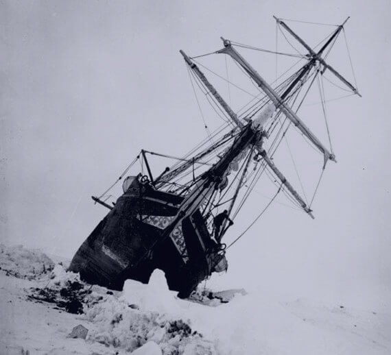 Sir-Ernest-Shackleton-An- Inspiration-Ship-trapped-ice