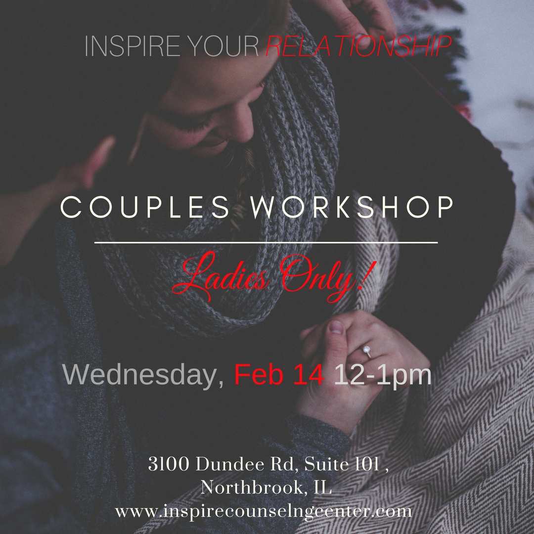 Couples Workshop (Ladies Only!)