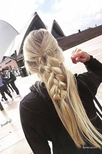 braids hairstyle for long hair