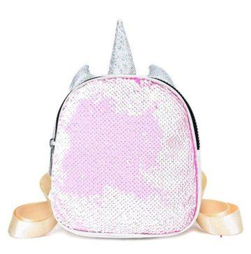 Girls Sequin Cute Backpack kawaii