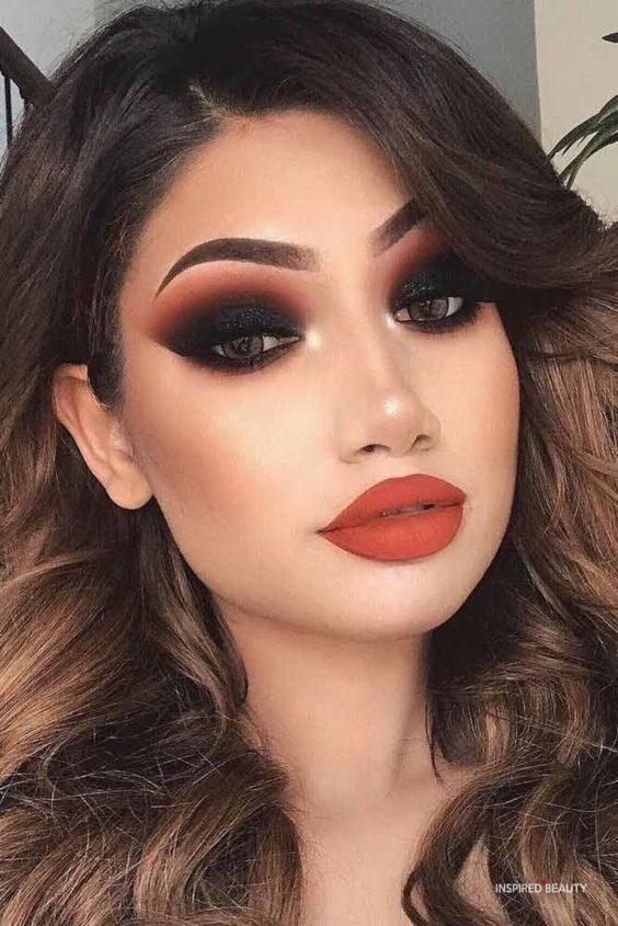 makeup ideas, beauty tips, smokey eyes,