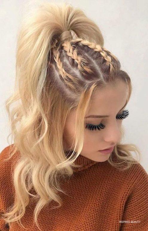 girls christmas hairstyles