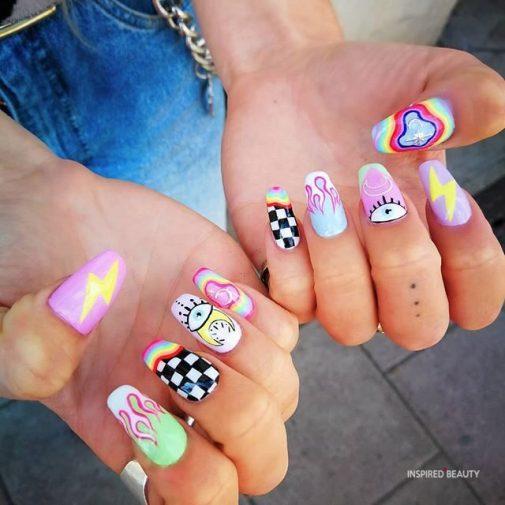 Sassy Nails dope nails