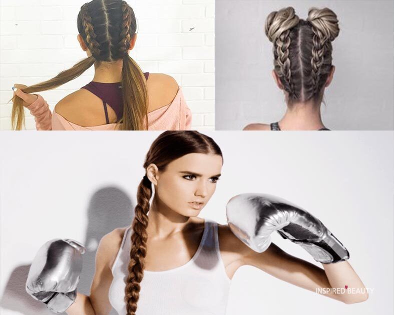 Phenomenal Perfect Sporty Hairstyles For Your Workout 15 Photos Inspired Schematic Wiring Diagrams Phreekkolirunnerswayorg