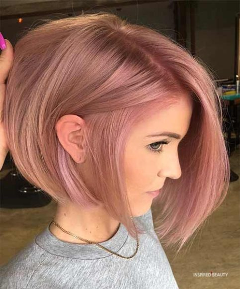 styles for bob haircut