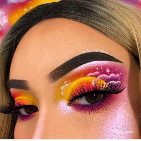 Cloud Makeup