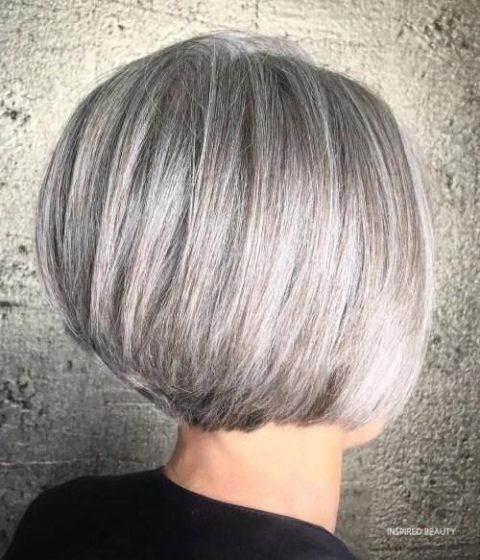 25 Bob Haircut Styles for Fine Hair - Inspired Beauty