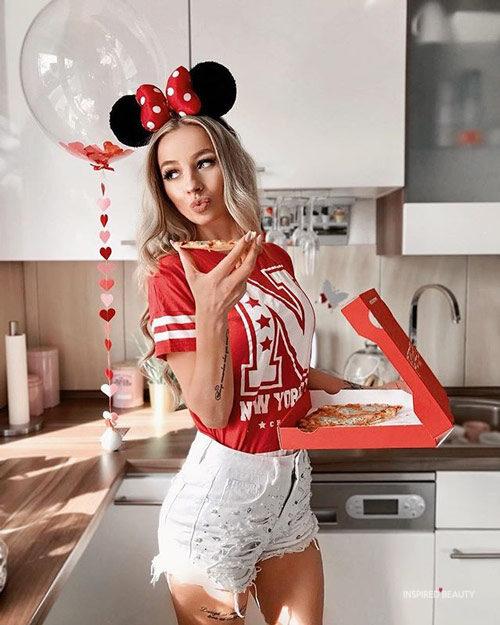 Disney outfits Minnie mouse headband