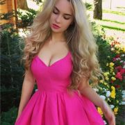 cute pink outfit
