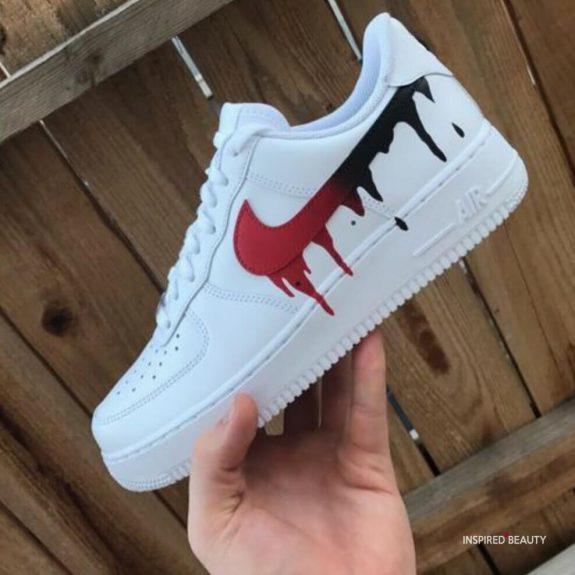 Top 10 Nike Air Force 1 Custom Kicks