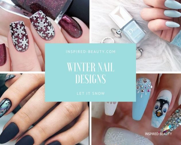 Winter Nails to inspire you