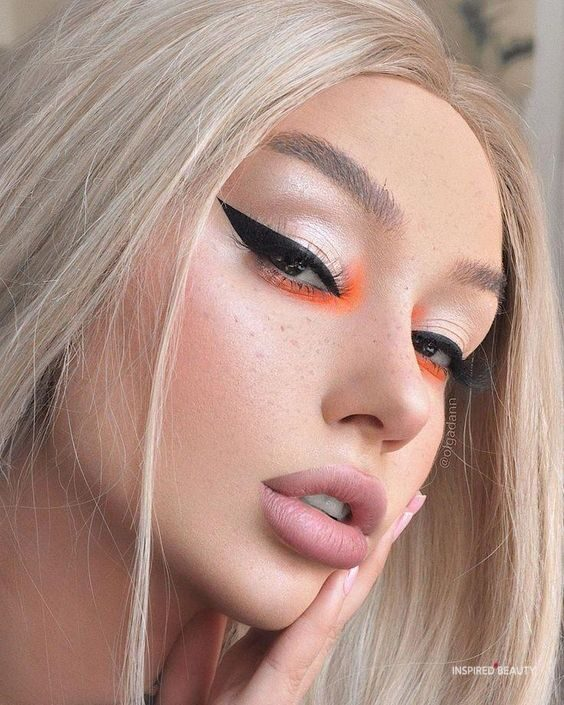 eye makeup naturally