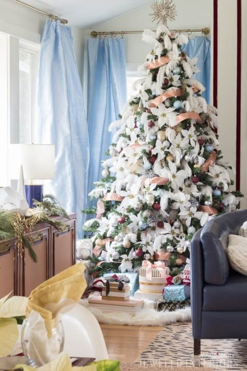 Feeling Feathers  Christmas tree decor
