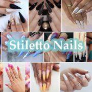 Stiletto Nails Designs
