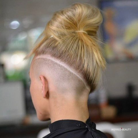 asymmetrical Undercut