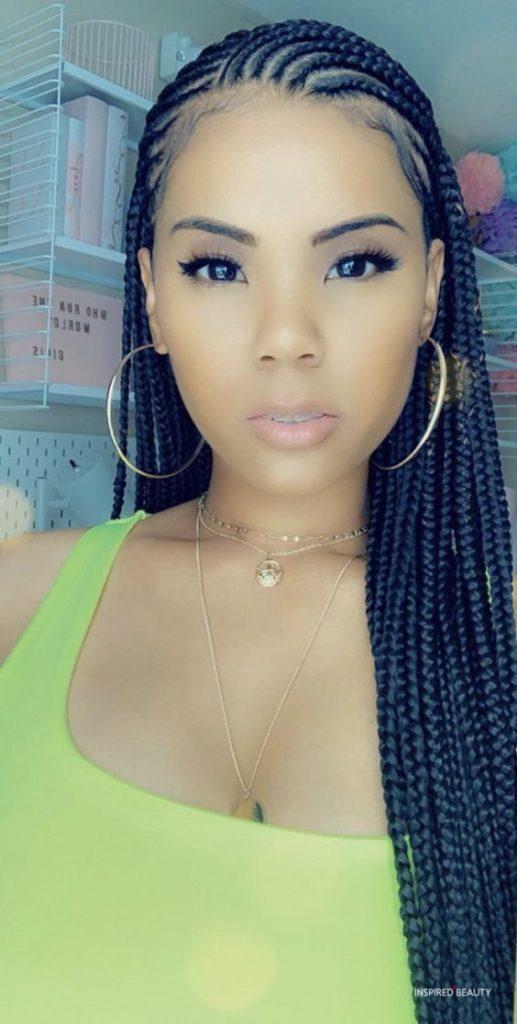 black girl hairstyle