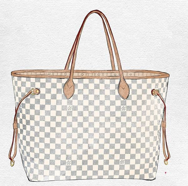 louis vuitton neverfull dupes