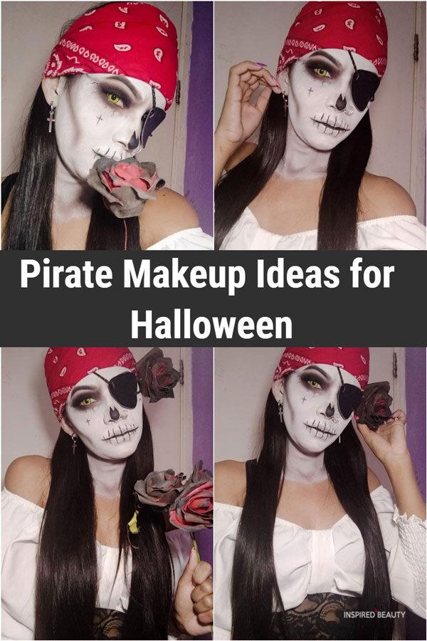 Pirate Makeup Halloween