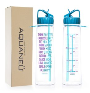 aquaneu 30oz water bottle
