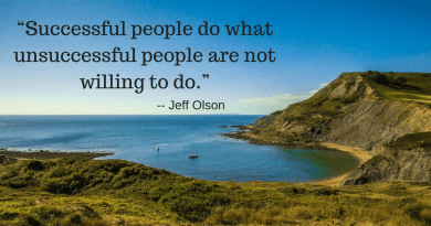 jeff olson quotes